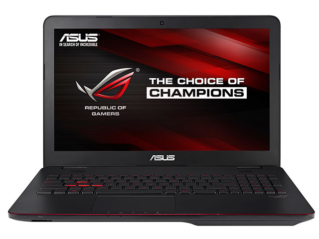 Game core i7 asus 1